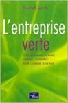 """Couverture du livre : """"L'entreprise verte"""""""