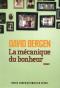 """Couverture du livre : """"La mécanique du coeur"""""""