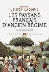 """Couverture du livre : """"Les paysans français d'Ancien Régime"""""""
