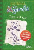 """Couverture du livre : """"Trop c'est trop"""""""