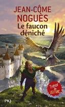"""Couverture du livre : """"Le faucon déniché"""""""