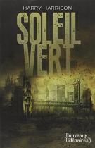 """Couverture du livre : """"Soleil vert"""""""