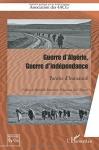 """Couverture du livre : """"Guerre d'Algérie, guerre d'indépendance"""""""