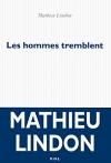 """Couverture du livre : """"Les hommes tremblent"""""""