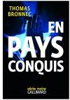 """Couverture du livre : """"En pays conquis"""""""