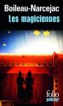 """Couverture du livre : """"Les magiciennes"""""""