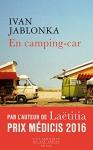 """Couverture du livre : """"En camping-car"""""""