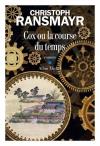 """Couverture du livre : """"Cox ou la course du temps"""""""