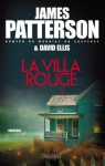 """Couverture du livre : """"La villa rouge"""""""