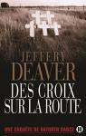 """Couverture du livre : """"Des croix sur la route"""""""