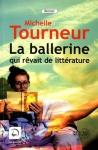 """Couverture du livre : """"La ballerine qui rêvait de littérature"""""""