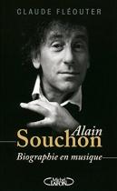 """Couverture du livre : """"Alain Souchon"""""""