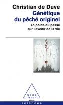 """Couverture du livre : """"Génétique du péché originel"""""""