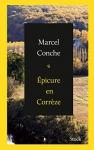 """Couverture du livre : """"Epicure en Corrèze"""""""