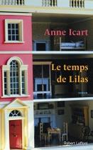 """Couverture du livre : """"Le temps des lilas"""""""