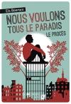 """Couverture du livre : """"Le procès"""""""