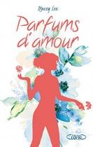 """Couverture du livre : """"Parfums d'amour"""""""
