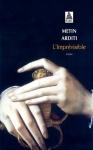 """Couverture du livre : """"L'imprévisible"""""""