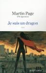"""Couverture du livre : """"Je suis un dragon"""""""