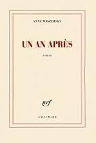 """Couverture du livre : """"Un an après"""""""