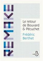"""Couverture du livre : """"Le retour de Bouvard et Pécuchet"""""""