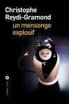 """Couverture du livre : """"Un mensonge explosif"""""""