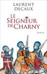 """Couverture du livre : """"Le seigneur de Charny"""""""