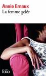 """Couverture du livre : """"La femme gelée"""""""