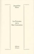 """Couverture du livre : """"Les écrivains de la beat generation"""""""
