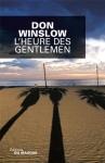 """Couverture du livre : """"L'heure des gentleman"""""""