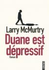 """Couverture du livre : """"Duane est dépressif"""""""
