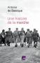 """Couverture du livre : """"Une histoire de la marche"""""""