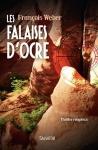 """Couverture du livre : """"Les falaises d'ocre"""""""