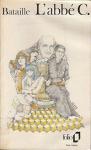 """Couverture du livre : """"L'Abbé C"""""""