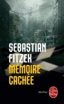 """Couverture du livre : """"Mémoire cachée"""""""