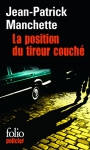 """Couverture du livre : """"La position du tireur couché"""""""