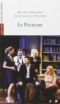 """Couverture du livre : """"Le prénom"""""""