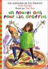 """Couverture du livre : """"Un nouvel ami pour Lili Graffiti"""""""