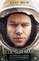 """Couverture du livre : """"Seul sur Mars"""""""