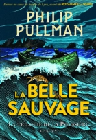 """Couverture du livre : """"La belle sauvage"""""""