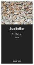 """Couverture du livre : """"1144 livres"""""""