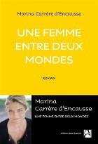 """Couverture du livre : """"Une femme entre deux mondes"""""""
