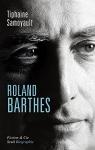 """Couverture du livre : """"Roland Barthes"""""""