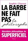 """Couverture du livre : """"La barbe ne fait pas le philosophe"""""""
