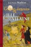 """Couverture du livre : """"Contes et légendes d'Ille-et-Vilaine"""""""