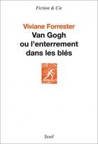 """Couverture du livre : """"Van Gogh ou L'enterrement dans les blés"""""""