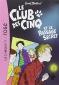 """Couverture du livre : """"Le club des cinq et le passage secret"""""""