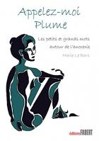 """Couverture du livre : """"Appelez-moi Plume"""""""