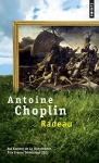 """Couverture du livre : """"Radeau"""""""