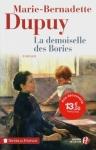 """Couverture du livre : """"La demoiselle des Bories"""""""